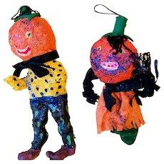 Vintage Halloween people: original: 1995