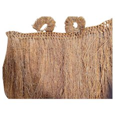 vintage authentic Hawaiian grass skirts and arm bands:1930