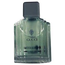 Gucci eau de toilette: nobile: 70s; vintage