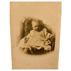 Photographic: sepia: early 1900s