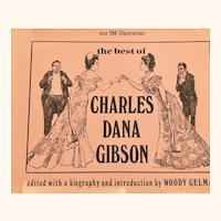 The best of Charles Dana Gibson: 1969: excellent condition: dust jacket