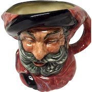 Toby Mug: Sir John Flastaff:  From - 1950-1995, Shakespeare character: Royal Doulton: made in England