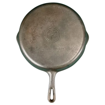 Griswold Erie #9 Cast Iron Skillet