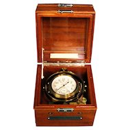 Military WW II Hamilton Chronometer Model 22