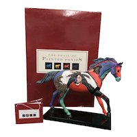 Trail of Painted Ponies Earth, Wind, & Fire w/Box