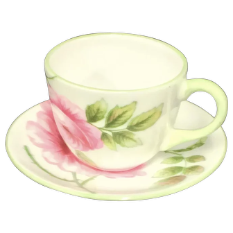 Rare Miniature Shelley Cup & Saucer
