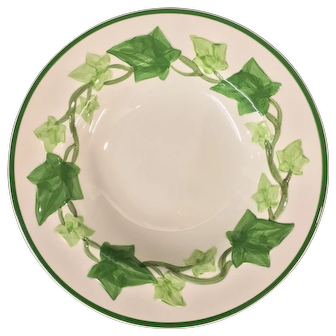 Franciscan Ivy Rimmed Soup Bowl