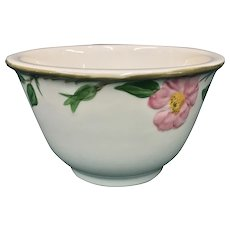 "Franciscan Desert Rose 6"" Mixing Bowl"