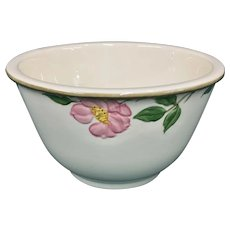 "Franciscan Desert Rose 8 ¾"" Mixing Bowl"