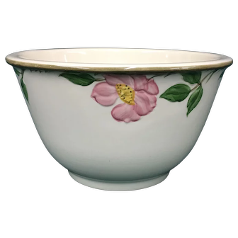 """Franciscan Desert Rose 7 ¼"""" Mixing Bowl"""
