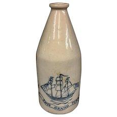 Vintage Old Spice Bottle c. 1938