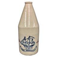 Vintage Old Spice Bottle c. 1941