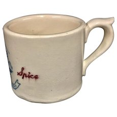 Old Spice Shaving Mug c. 1941