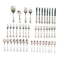 Oneida Heirloom Michelangelo Stainless Flatware 45 pc. Set