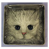 Hedi Schoop Original Cat Plaque Plate No. 20
