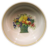 Villeroy & Boch Basket Pattern Vegetable Bowl