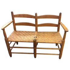 Shaker Childs Bench or Buggy Bench
