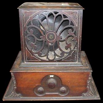 Ozarka Model 78 Radio with Speaker