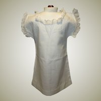 Antique Bebe Chemise - Medium Size