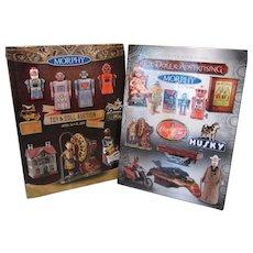2 Recent Morphy Auction Catalogs