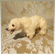 Miniature Fur Polar Bear