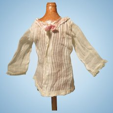 Period Blouse for French Fashion