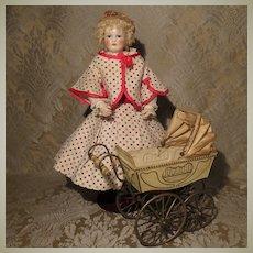 Marklin Carriage - Antique Original - Unusual Form