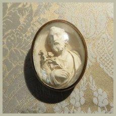 19th Century Ex Voto Miniature Reliquary -  Early Dollhouse