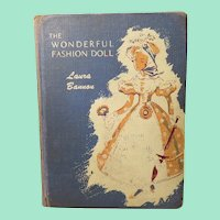 "Classic Children's Book; ""The Wonderful Fashion Doll"" by Laura Bannon"