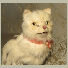 Wonderful Fur Kitty With Voice Box