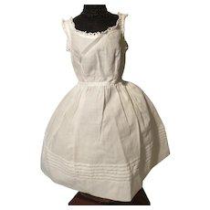 Antique French Bebe Combination Undergarment