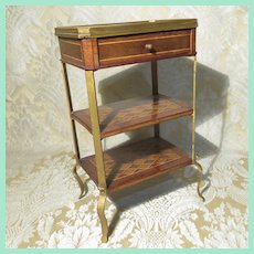 Huret? Etagere - Period Antique - for French Fashion