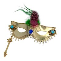 Joseff of Hollywood Eye Mask Masquerade Mardi Gras Carnivale