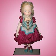 """R John Wright """"Musette"""" Doll!"""