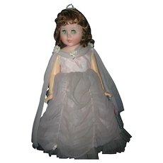 Vintage 1960's Peek-A-Boo Eyed Sweet Sue Doll