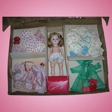 "1950's Rare Cosmopolitan original ""Ginger Gift Box"" Set!"