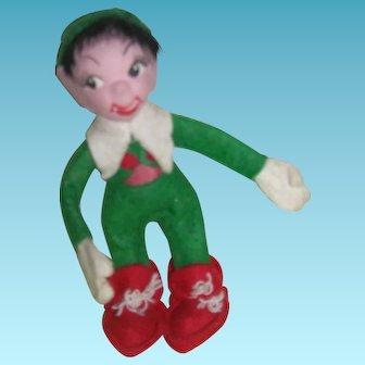"Vintage HTF 1940's ""Jump Jump"" Rare Pixie Doll"