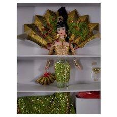 "NRFB Mattel Barbie ""Fantasy Goddess of Asia"" Limited Edition Doll"