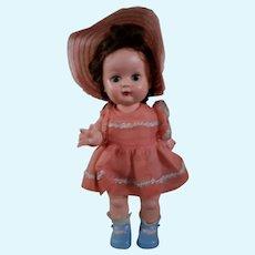 Vintage 1955 Nancy Ann Debbie Doll All Original by Nancy Ann Storybook Company