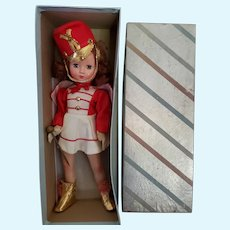"""Vintage Effanbee 1950s """"Honey"""" Doll All Original With Box"""