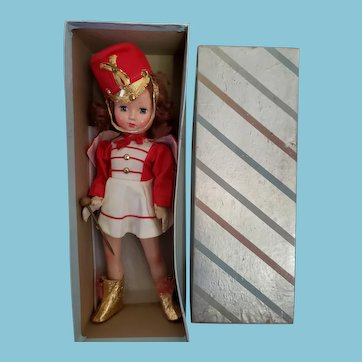 "Vintage Effanbee 1950s ""Honey"" Doll All Original With Box"