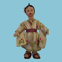 Vintage Cloth Doll All Original