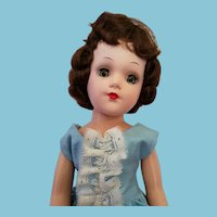 Vintage 1950s Tagged Mary Hoyer Doll All Original