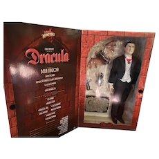 Rare NRFB Vintage Sideshow Toys, Universal Studios Bela Lugosi Count Dracula Doll