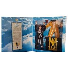 MIB 1997 Hasbro/Kenner G.I. Joe Army Golden Knight Action Figure FAO Schwarz Limited Edition All Original