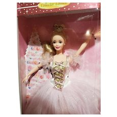 MIB 1996 Mattel Sugar Plum Fairy in the Nutcracker Barbie Doll