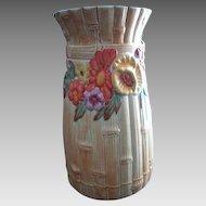 "Maling Art/Studio Pottery Vase ""Bambola"" by Norman Carling"