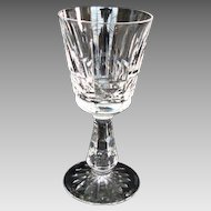 """Waterford Crystal """"Kylemore"""" Port or Sherry Glasses"""