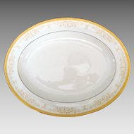 "Oval Serving Platter 13.5"" - Royal Doulton - Belmont"