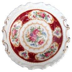 "Vintage Royal Albert ""Lady Hamilton"" Dish"